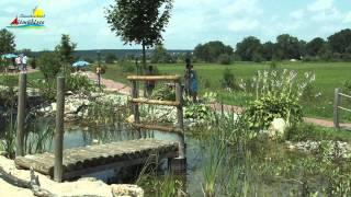 Der Altmühlsee im Fränkischen Seenland