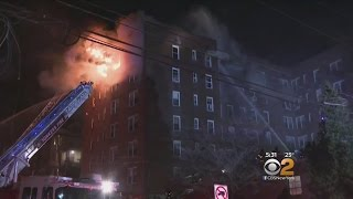 One Dead In Yonkers Apartment Fire
