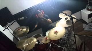 Mor ve ötesi - Bir Derdim var - Drum cover - by nihat özyürekliler