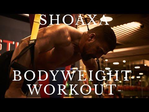 Shoaxa Bodyweight Training