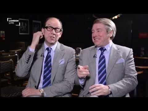 Eric and Little Ern looks at the relationship between Morecambe and Wise