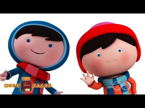 God is Good I Christian Songs   Bible Songs For Kids and Children   Froztee & Friends