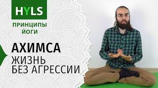 Ахимса. Жизнь без агрессии и причинения вреда. Принципы йоги Яма Нияма