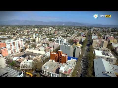 Vivo en Arg - San Juan desde el aire - 16-09-15
