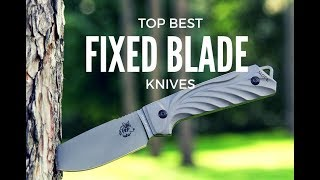 Best Fixed Blade Knife for Survival and Tactical Uses