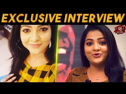 Chithu VJ Exclusive Interview Promo