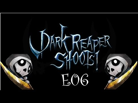 Dark Reaper Shoots! Android Game E06 Fight Evolution and Traveling in Purgatory