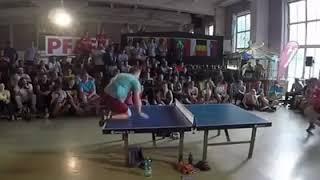 Супер настольный теннис смотреть до конца