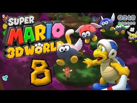 Super Mario 3D World Part 8: Rhythmus, der Schlüssel zum Sieg
