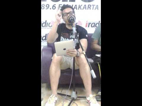 Sammy Simorangkir - Jaga Hatiku (live Acoustic)
