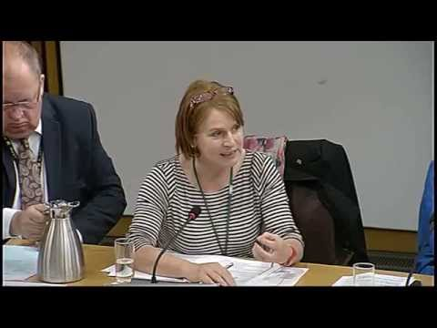 Health and Sport Committee - Scottish Parliament: 12th May 2015