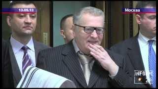 Владимир Жириновский о фальсификациях на выборах в Ростовской области
