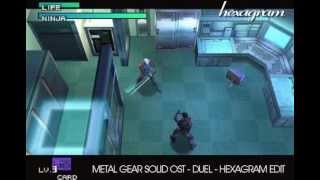 Download Hexagram - Metal Gear Solid OST - Duel (Edit) MP3 song and Music Video