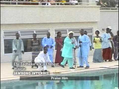 Niger Delta Praise in Urhobo & Isoko : EFE TEDHEKE & Music Outreach VOL 2