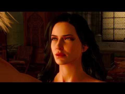 The Witcher 3: Wild Hunt - Kaer Morhen: Yennefer and Geralt Romance