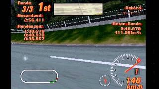 Gran Turismo 2 - Fastest Car (458 km/h) ~ 285 mph