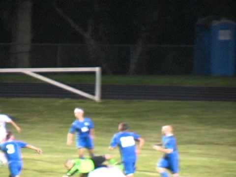 Old Saybrook Boys Soccer Highlights 2013