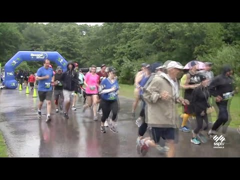 SSPTV News - Community Services For Sight's Annual Walk/Run Event This Weekend