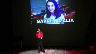 TOP TALENT SHOW 2019-  GAVRIL AMALIA POP INTERNATIONAL