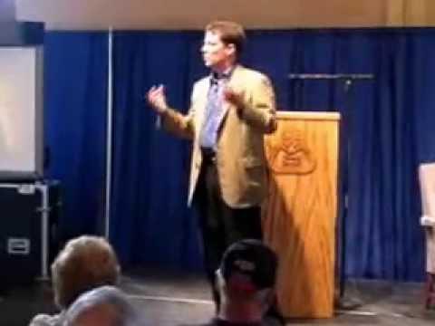 Dan McNichol - Book Tour, Wyoming