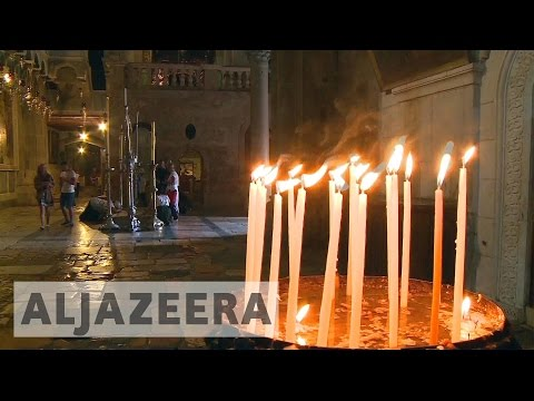 Christianity's holy shrine to be restored in Jerusalem