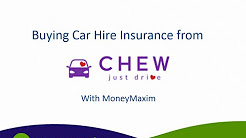 CHEW Car Hire Insurance Review