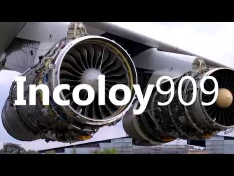 Incoloy 909 - The High Strength, Low Expansion Alloy. AMS 5884, AMS 5892, and AMS 5893