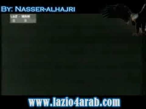 Lazio Vs manchester united (super cup) 2000-2001