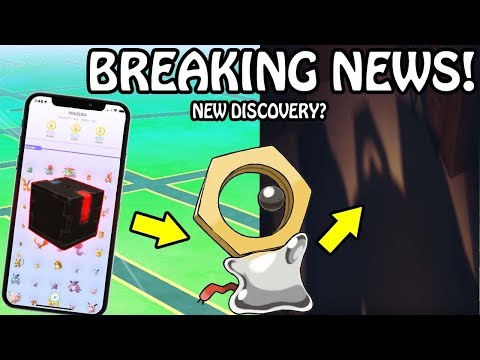 HOW TO CATCH MELTAN IN POKEMON GO + Gen 4 Announced & More Pokemon News! thumbnail
