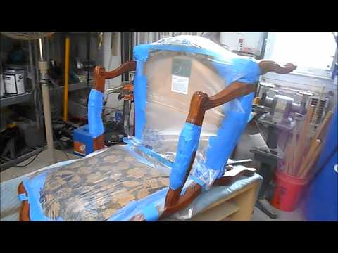 Fixing Miss Gail's Chair
