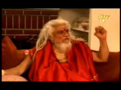 Sri Sri Sri Viswayogi Viswamjee Maharaj : ITV Interview on Sathya Sai Baba