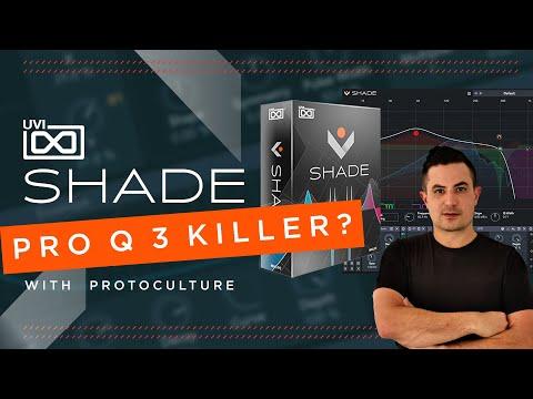 Pro Q 3 Killer? How To Use UVI Shade