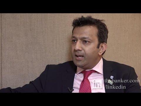 Hasan Khan, group head of transaction banking, Standard Bank – View from Sibos 2017