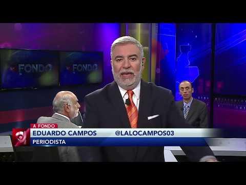 """A Fondo, con Eduardo Campos: """"Nuevo Aeropuerto CDMX… ¿Qué gana México? """""""