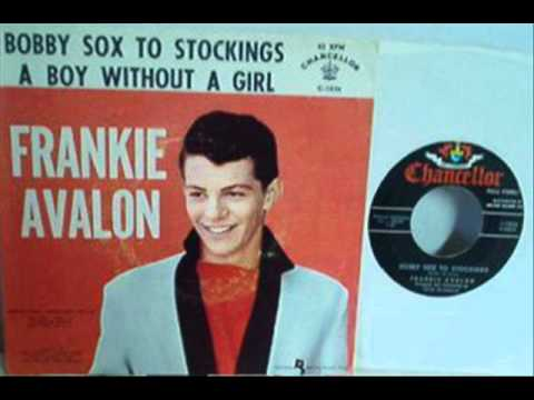 Frankie Avalon   Bobby Sox To Stockings 1960 Chancellor 1036