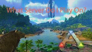 Ark: What Server Am I Playing On? - Ark Survival Evolved YouTuber Server!