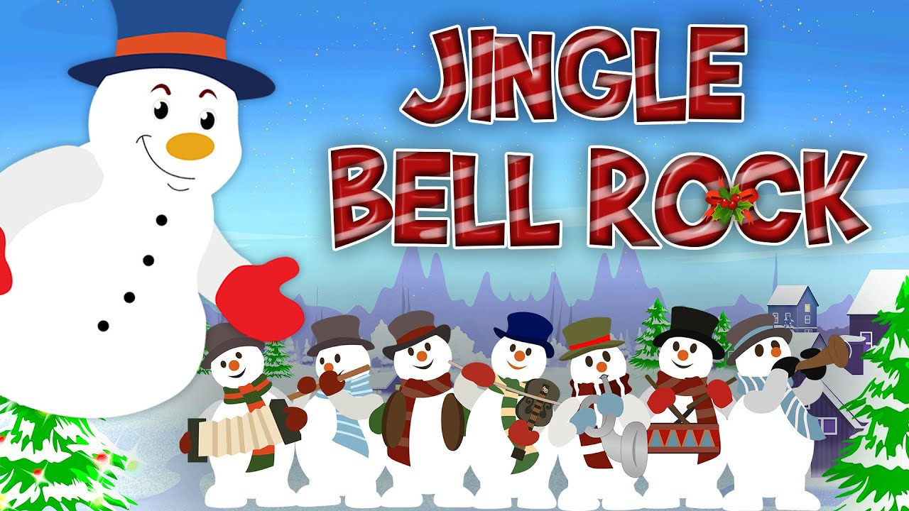 Jingle Bell Rock | Christmas Carols And Songs For Children | CDS ...