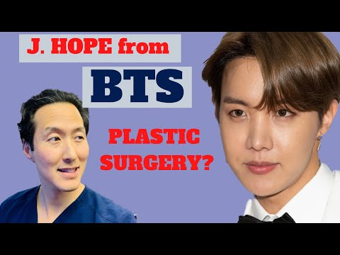 Plastic Surgeon Reacts to J-Hope from BTS and Possible Cosmetic Surgery - Dr. Anthony Youn