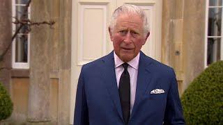 「父の不在を悲しんでいる」 チャールズ皇太子、フィリップ殿下の死について語る