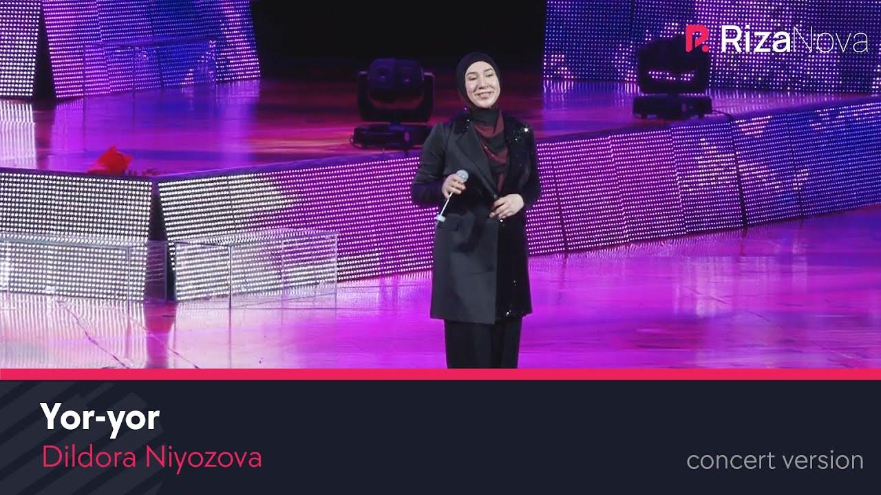 Dildora Niyozova - Yor-yor | Дилдора Ниёзова - Ёр-ёр (VIDEO)