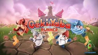 Geki Yaba Runner (iOS/Android) Gameplay HD