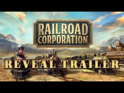 Railroad Corporation - Reveal Trailer (4K)