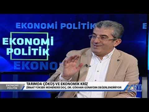 Ekonomi Politik - Mustafa Sönmez Konuk: Gökhan Günaydın 05 Mart 2019