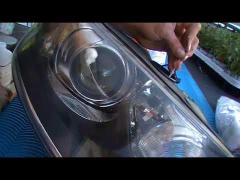 scheinwerfer linsenreinigung,headlight lens cleaning,vw touareg