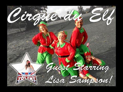 Elf Circus Adventure Promo