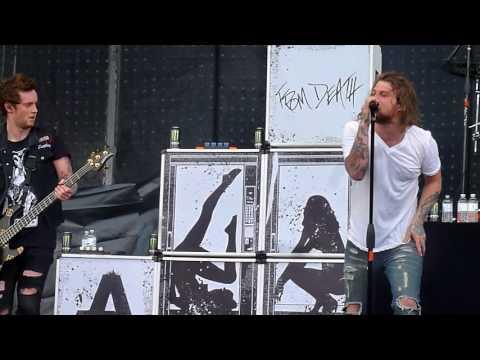 Asking Alexandria - Closure / Breathless Live HD