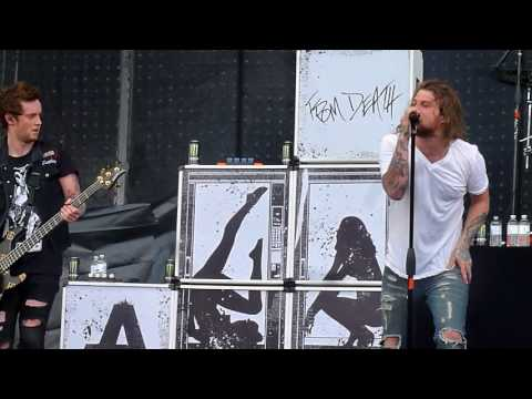 Asking Alexandria - Closure / Breathless Live HD