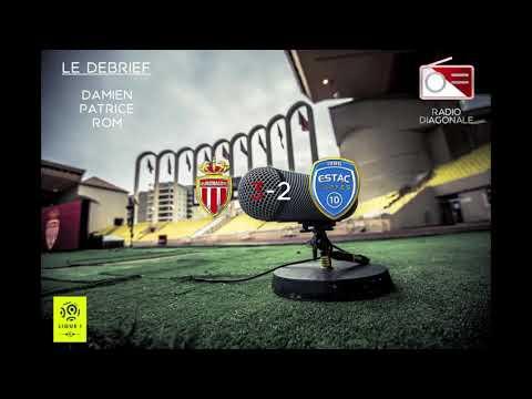 Le Débrief - Ligue 1 - J17 Monaco/Troyes (3-2)