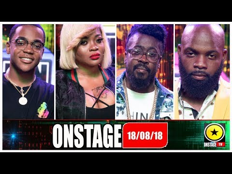 Beenie Man, Michael Rainey Jr, Destiny Sparta, Lybran – Onstage August 18 2018 (FULL SHOW)