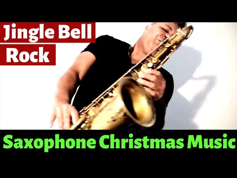 Christmas Saxophone Music - Jingle Bell Rock by Johnny Ferreira